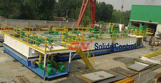 1000hp rig mud system