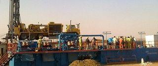 Drilling mud system-3