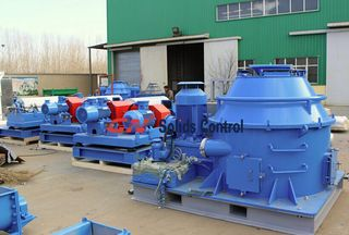 1208 drilling cuttings drying equipment